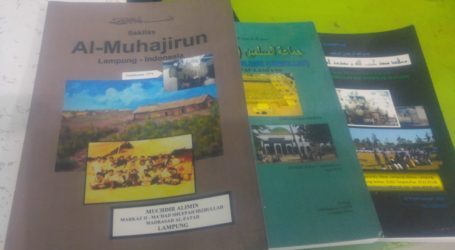 Buku Sekilas Al-Muhajirun Lampung Telah Terbit