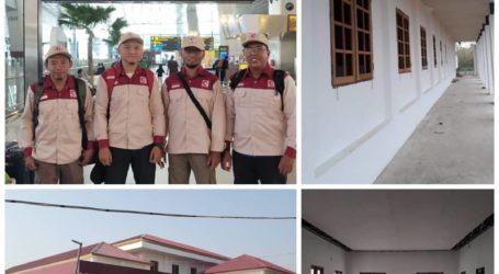 Progres Pembangunan RS Indonesia di Rakhine State Myanmar Sudah 91,1 Persen