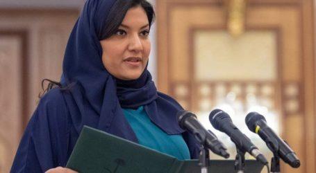 Putri Reema Wanita Pertama Arab Saudi Jadi Dubes