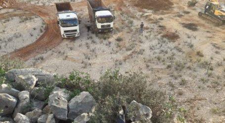 Israel Perintahkan Kosongkan Kawasan Pertanian di Barat Betlehem