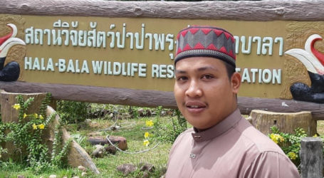 Mahasiswa IAIN Langsa Akan Jadi Imam Tarawih di Thailand