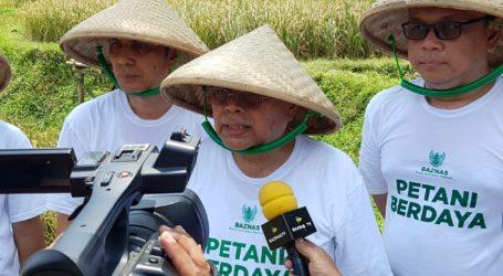 BAZNAS Kembangkan Program Petani Berdaya di Karawang
