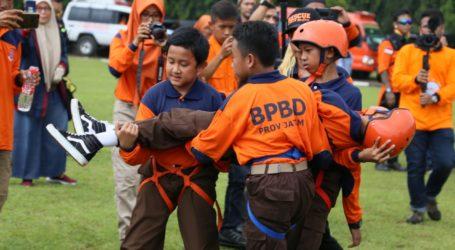 BNPB Puji Antusias Masyarakat Jatim Ikuti Kesiapsiagaan Bencana