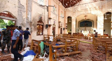 Enam Hal Tentang Pengeboman Ahad Paskah di Sri Lanka