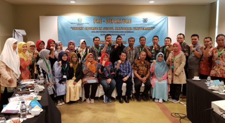 27 Guru Madrasah Belajar Singkat ke Korea Selatan