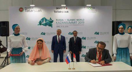 IHLC dan Tatarstan Kembangkan Kerja Sama Halal Lifestyle