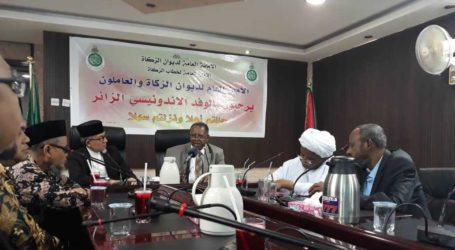 Pembina Ponpes Al-Fatah Indonesia Kunjungi Dewan Zakat Nasional Sudan