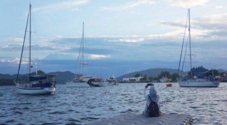 Kemeriahan Sabang Marine Festival 2019 dengan Kapal Layar Wisata Mancanegara