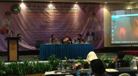 SQABM  Selenggarakan Seminar Kesehatan Islami
