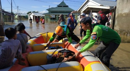 Dompet Dhuafa: 13 Ribu Jiwa Terdampak Banjir Bengkulu