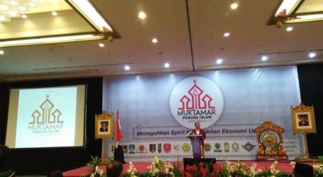 Muktamar Pemuda Islam Bahas Kebangkitan Ekonomi Umat
