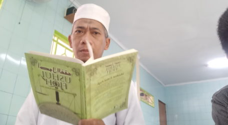 Jama'ah Muslimin (Hizbullah) Jakbar Kaji Buku Ushul Fiqh
