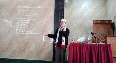 Ali Farkhan Imbau Umat Islam Hidupkan  Semangat Bebaskan Al-Aqsa