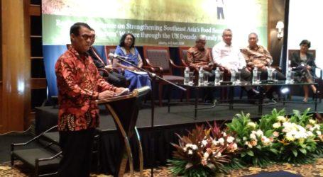 Indonesia Dukung Ketahanan Pangan dan Gizi di Asia Tenggara