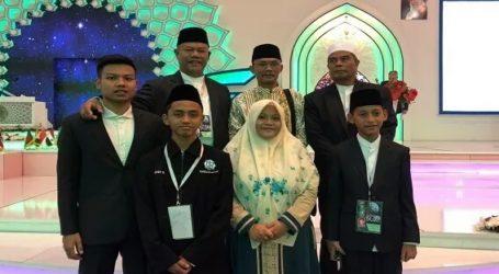 Sejumlah Santri Indonesia Juara MTQ Internasional Iran di Qom