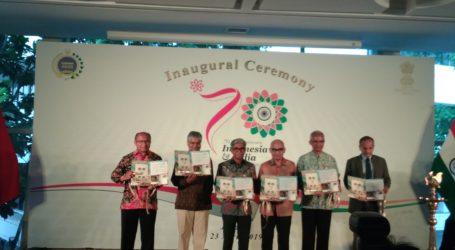 Indonesia-India Peringati 70 Tahun Hubungan Diplomatik