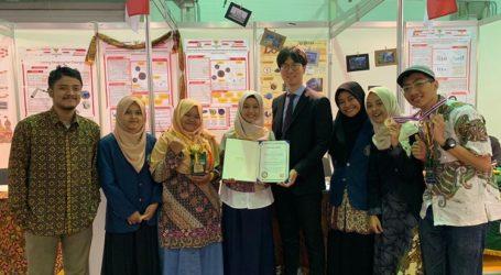 Indonesia Sabet Tiga Emas dan Dua Perak pada Kompetisi Inovasi di Moskow