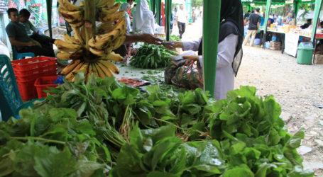 Selama Ramadhan Pasar Tani Buka Setiap Hari Rabu