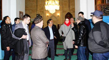 Dubes RI Moskow Jajaki Kerjasama Ekonomi di Republik Dagestan