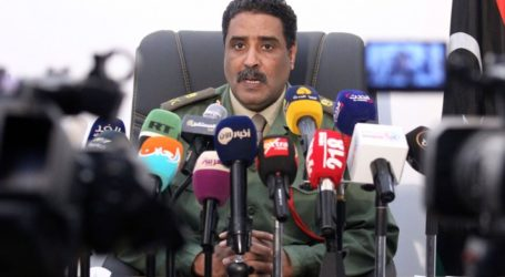 LNA: Pejuang Al-Nusra Dikirim dari Turki ke Pertempuran Tripoli