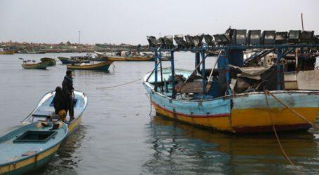 Area Melaut Nelayan Gaza Diperluas Hingga 15 Mil