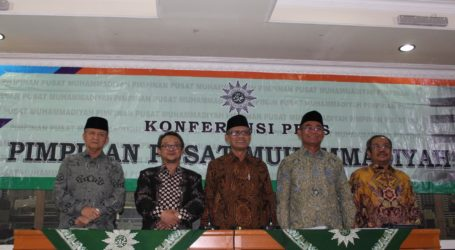 Pernyataan PP Muhammadiyah Jelang Pemilu 17 April 2019