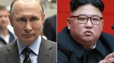 Putin: Rusia Ingin Selesaikan Kebuntuan Nuklir Korea Utara