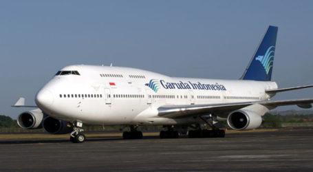 Pesawat Garuda Rute Aceh – Jeddah Mendarat Darurat di Sri Langka