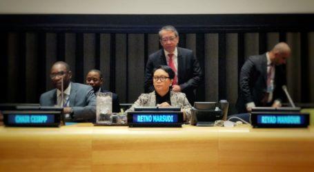 Menlu RI di UN Forum: Palestina adalah Prioritas Indonesia