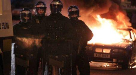 Seorang Jurnalis Tewas dalam Kerusuhan di Irlandia Utara
