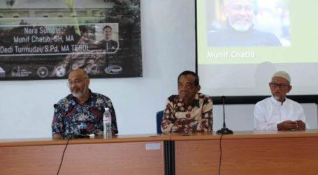 Seminar Pendidikan Jama'ah Muslimin (Hizbullah)
