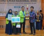 UIN Walisongo Juara Olimpiade Ekonomi Islam Tingkat Nasional