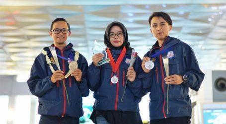 Tim Robotik Universitas Muhammadiyah Malang Raih Kemenangan di AS