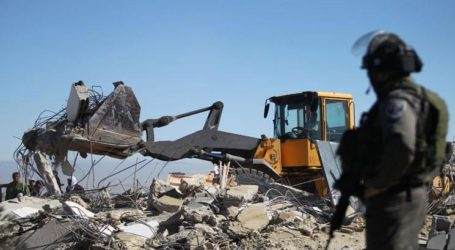 Israel Paksa Warga Bethlehem Hancurkan Rumahnya