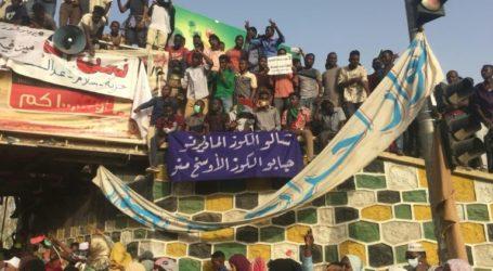 Demo Sudan Berlanjut Menentang Rezim Militer