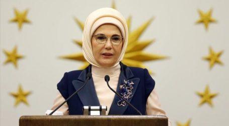 Ibu Negara Turki Pada Hari Kesadaran Autisme Sedunia