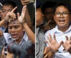 Pulitzer Untuk Dua Wartawan Yang Laporkan Pembunuhan Warga Rohingya
