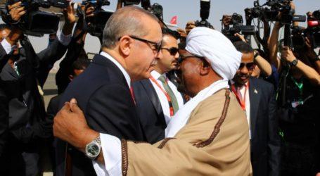 Erdogan Serukan Rekonsiliasi Nasional di Sudan