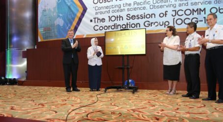 Pertemuan OCG-10 di Jakarta