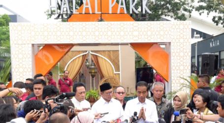 Presiden: RPP Jaminan Produk Halal Belum di Meja Presiden