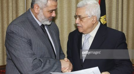 Haniya Siap Bertemu Abbas Pulihkan Persatuan Nasional