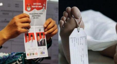 Panwascam dan Petugas TPS di Brebes Meninggal Dunia Pasca-Pemilu