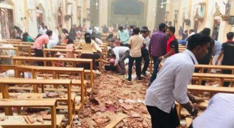 KAMMI Mengutuk Keras Aksi Pengeboman Gereja di Sri Lanka