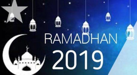 1 Ramadhan 1440 Diprediksi Jatuh pada Senin 6 Mei 2019