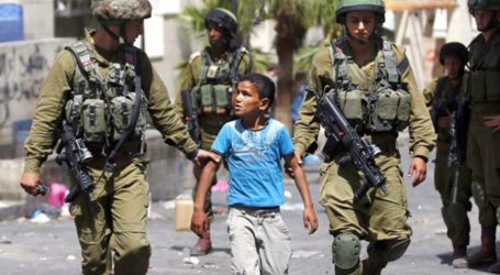Israel Berlakukan Denda pada 170 Tahanan Anak