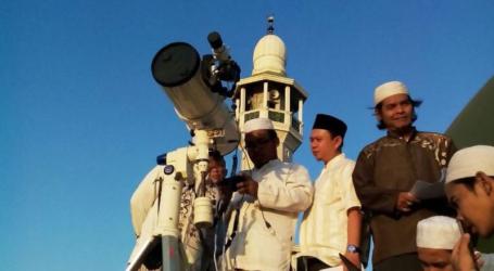 Kemenag Pantau Rukyatul Hilal di 34 Provinsi Indonesia
