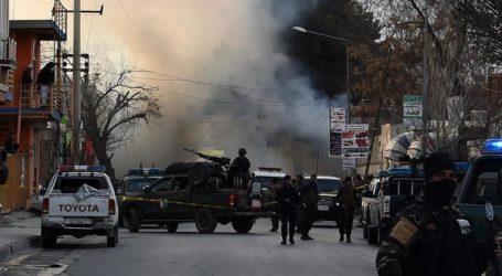 Ledakan Diikuti Tembakan di Area Komersial Utama Kabul