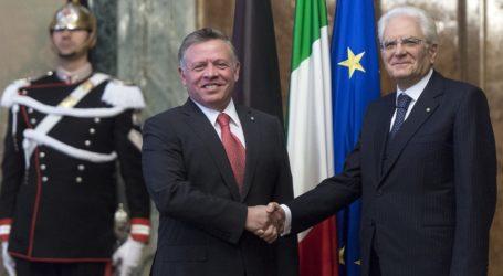 Italia Tegaskan Dukung Solusi Dua Negara