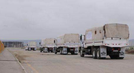 Azerbaijan Kirim Bantuan untuk Korban Banjir di Iran