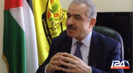 PM Shtayyeh Akan Bentuk Pemerintahan Baru Tanpa Hamas